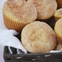 Cinnamon and Sugar Buttermilk Muffins