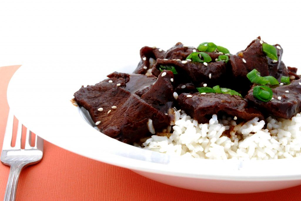 Beef Teriyaki Recipe | Cake and Allie