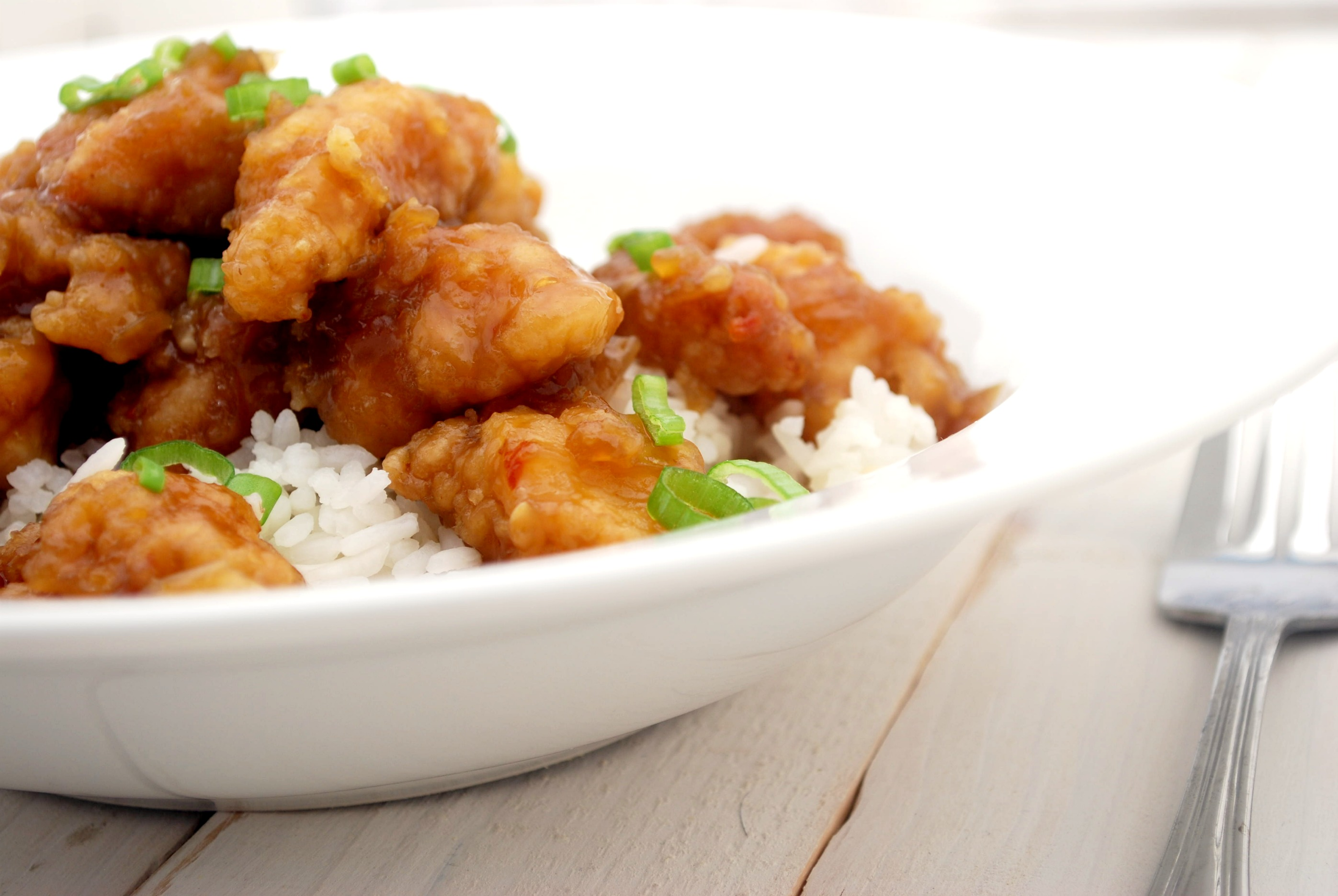 Orange Chicken Recipe | Cake and Allie