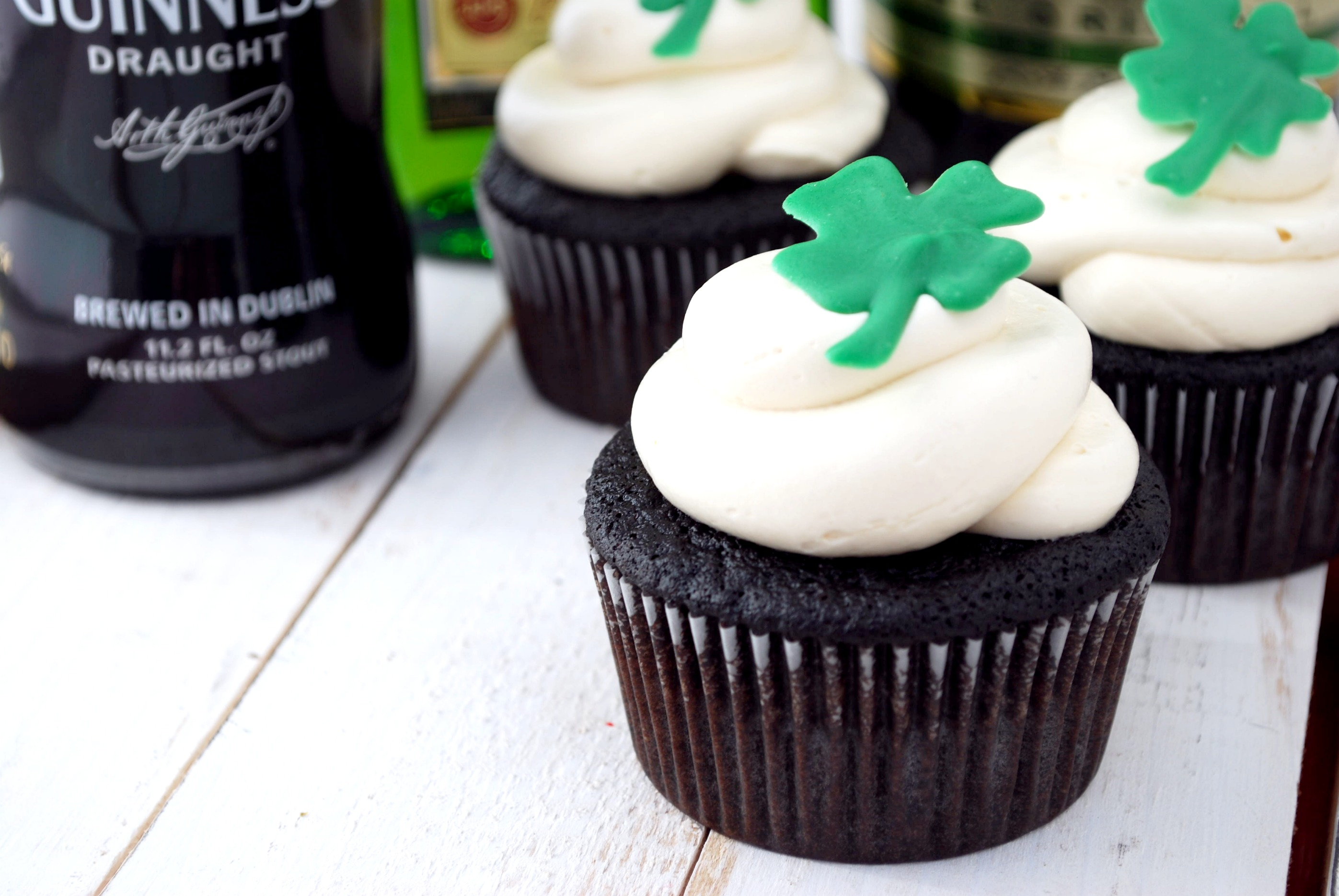 Guinness Cupcakes Recipes — Dishmaps