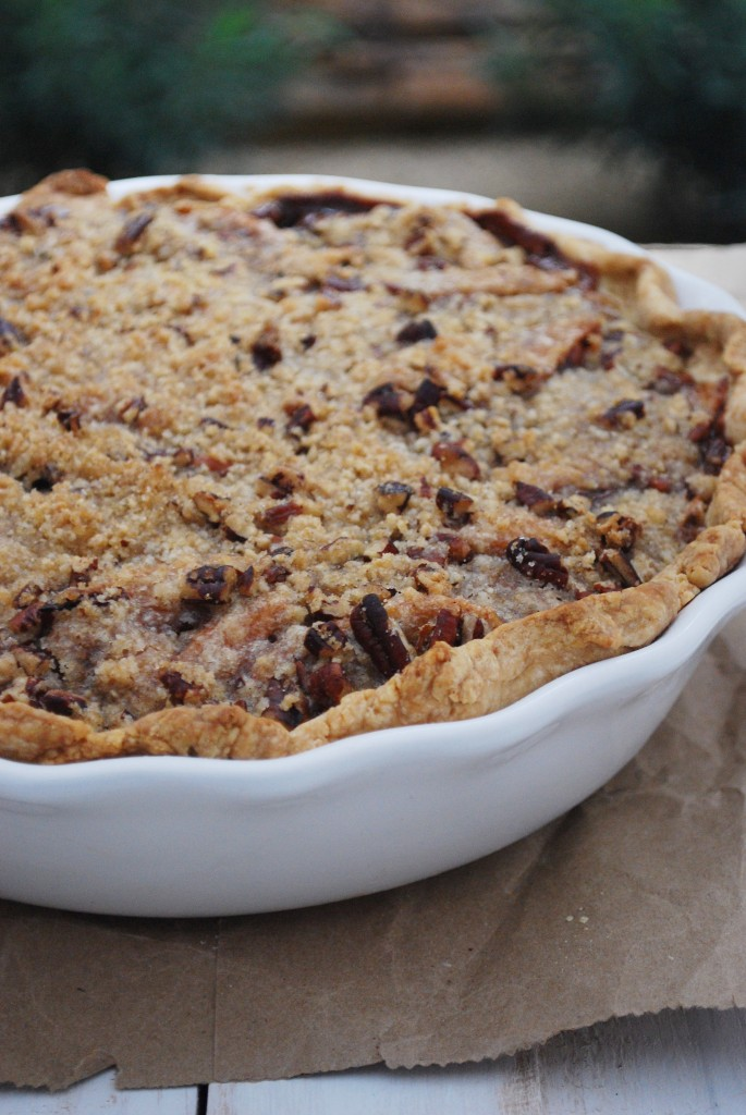 apple pie with a bit more pizzazz – enter this souped up, streusel ...